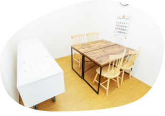 自社【大和しぶや斎場】の安置室
